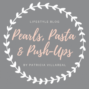 PEARLS, PASTA & PUSH-UPS